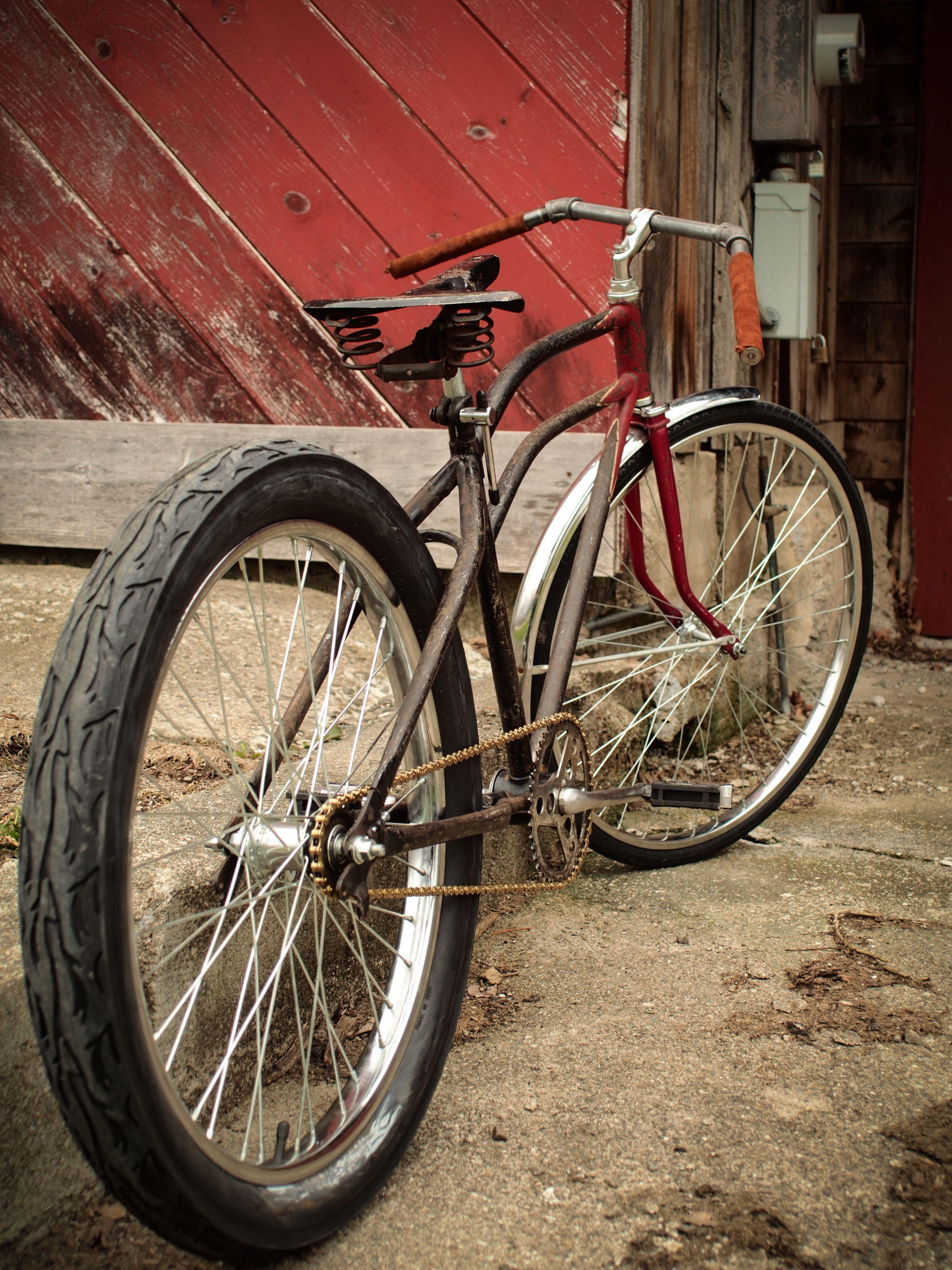 .REBEL-ROUSER RAT-ROD//2015. My Rat-Rod bike made from ...