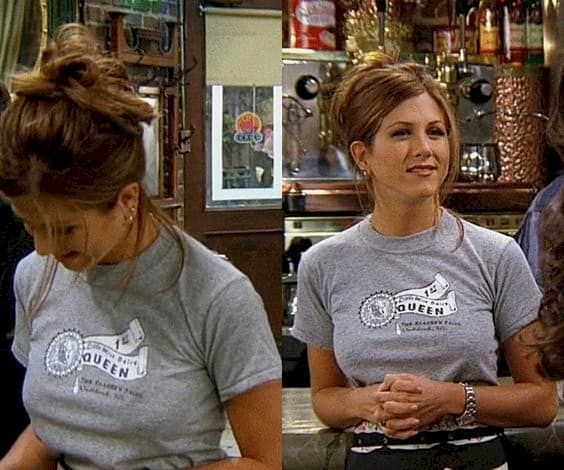 35 Looks Rachel Green Wore On 'Friends' That Are Trendy In 2017 #rachelgreenoutfits