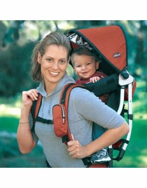 Chicco Smart Support Backpack Red | Baby backpack carrier, Baby hiking, Best baby carrier