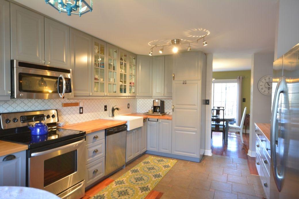 ikea kitchen remodel at 11810 oakwood drive lake ridge listing rh pinterest com