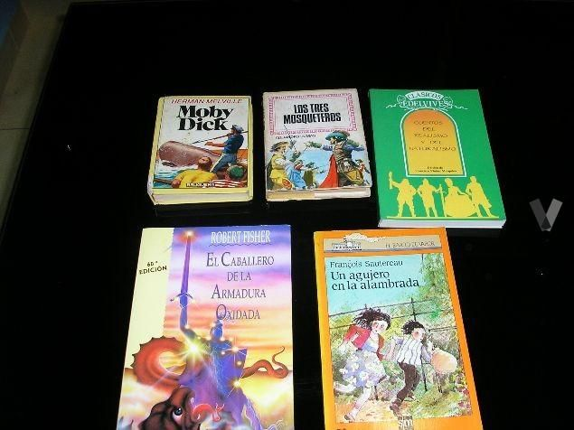 41 libros de literatura infantil-juvenil en Murcia - vibbo - 63797213