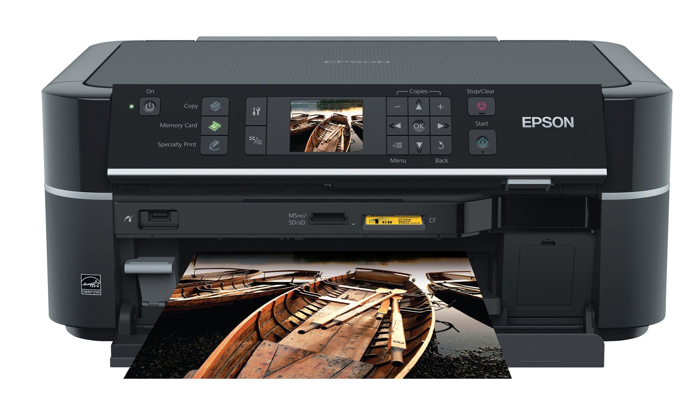 Скачать драйвер принтера epson stylus photo tx650