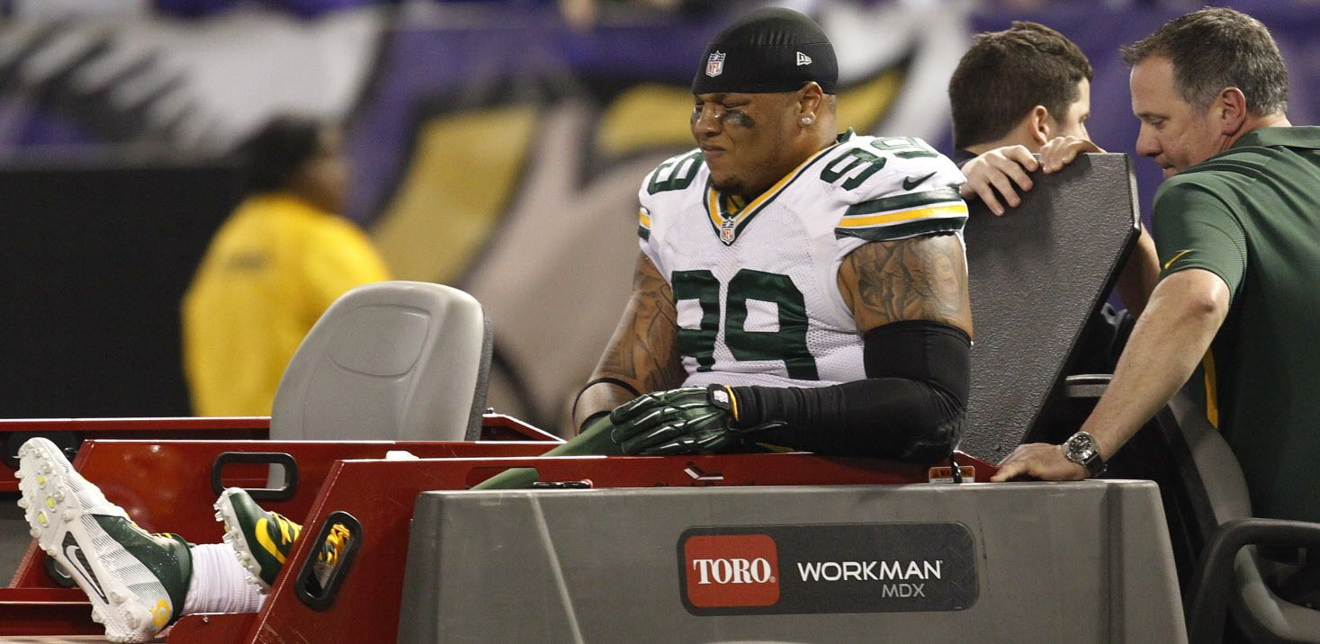 Packers' training staff offers more than just medical