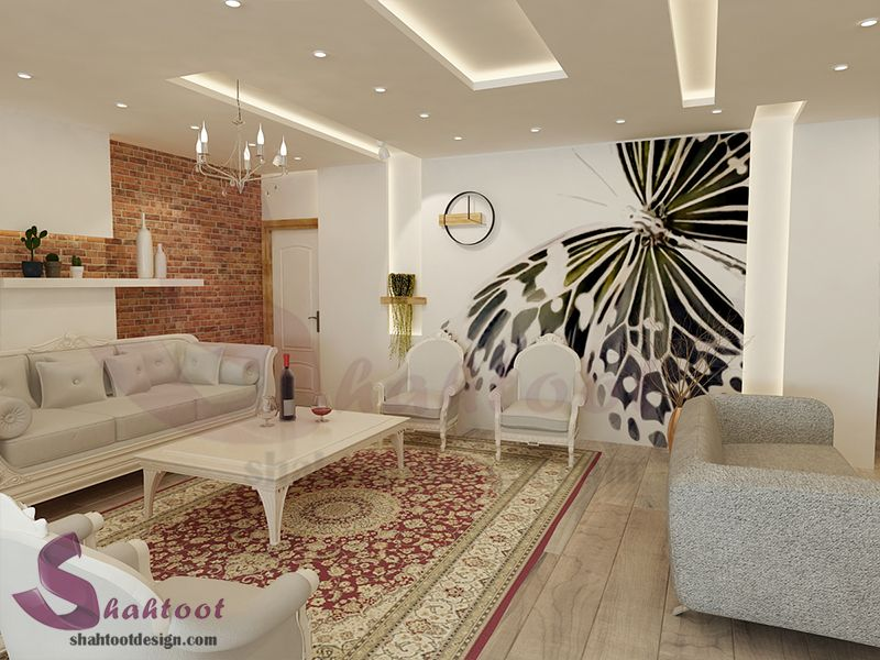 بازسازی و طراحی دکوراسیون منزل واقع در امیر آباد Home Decor House Design Design