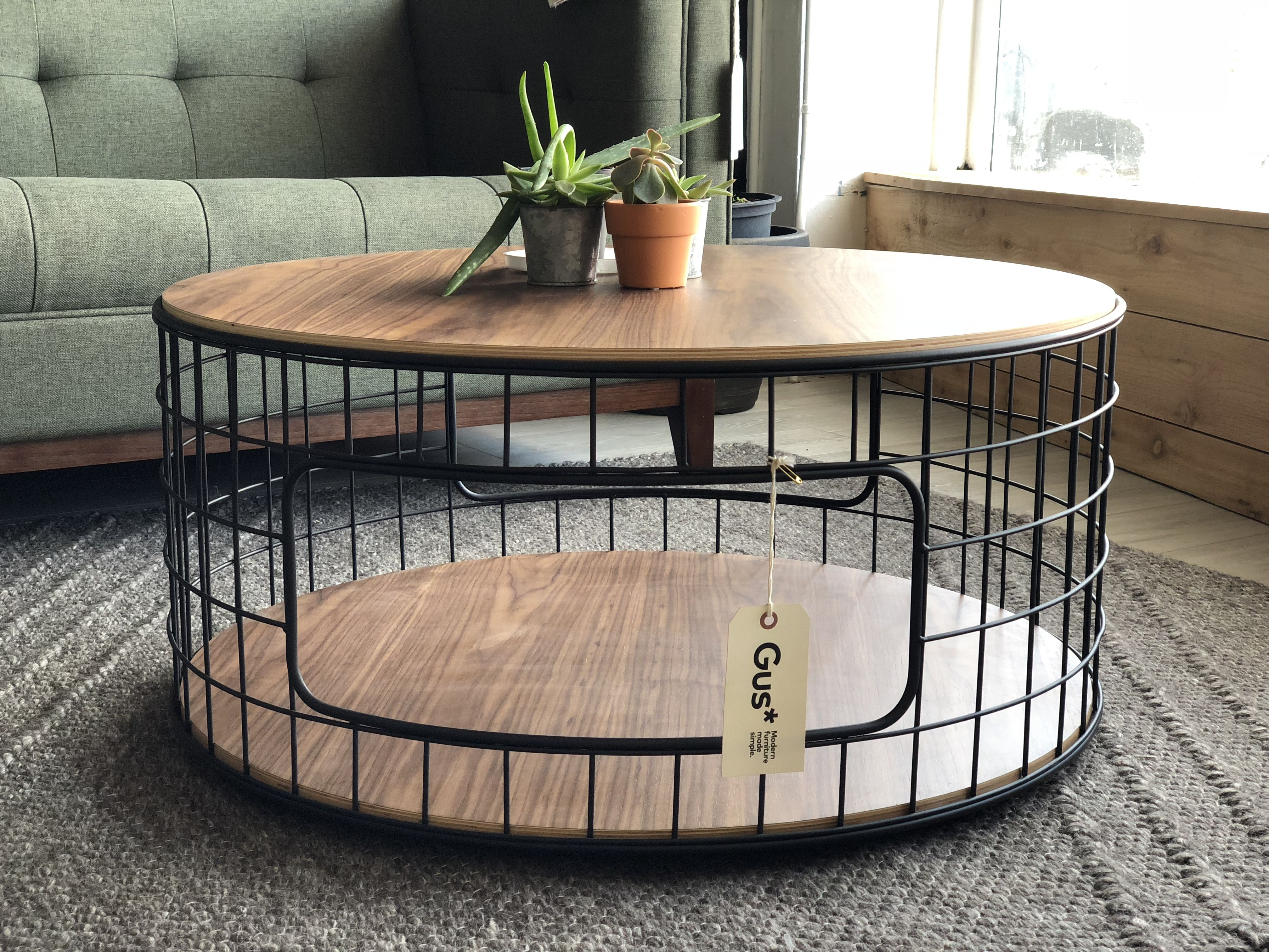 Wireframe Coffee Table Coffee Table Farmhouse Living Room Table Modern Furniture [ 3024 x 4032 Pixel ]