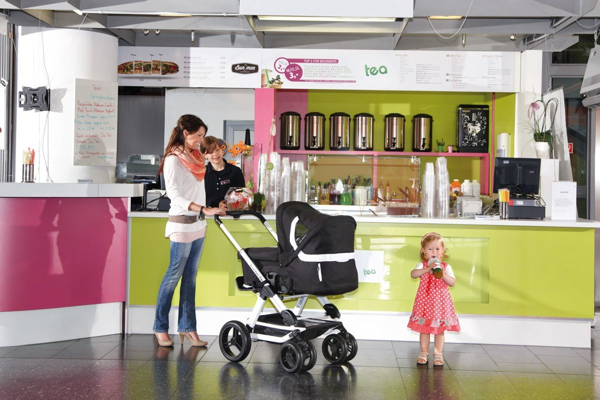 Abc Turbo 6 Zum Buggy Umbauen Kinderwagen Turbo 6s Turbo 6s Pram Newborn Must Haves