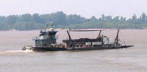Dorena Hickman Ferry Kentucky Travel Summer Field Trips Great River