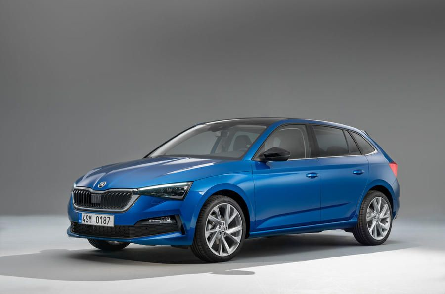 2019 Skoda Scala Uk Pricing And Specifications Revealed Immagini