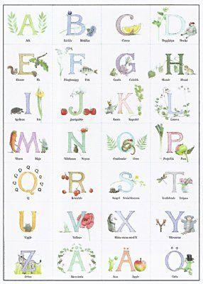 lena andersson majas alfabet