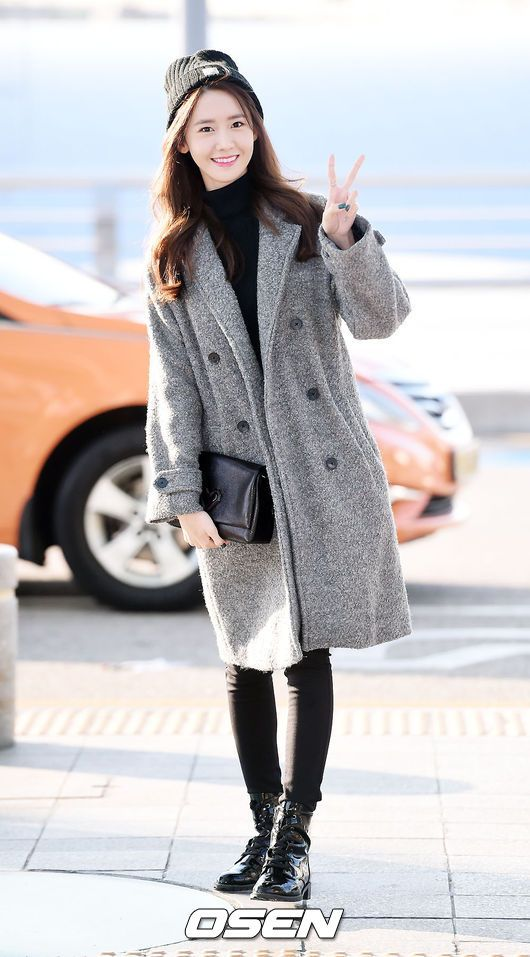Snsd Yoona Departs For Taiwan To Attend H Connect 39 S Meet And Greet Event Yoona Snsd And Girls