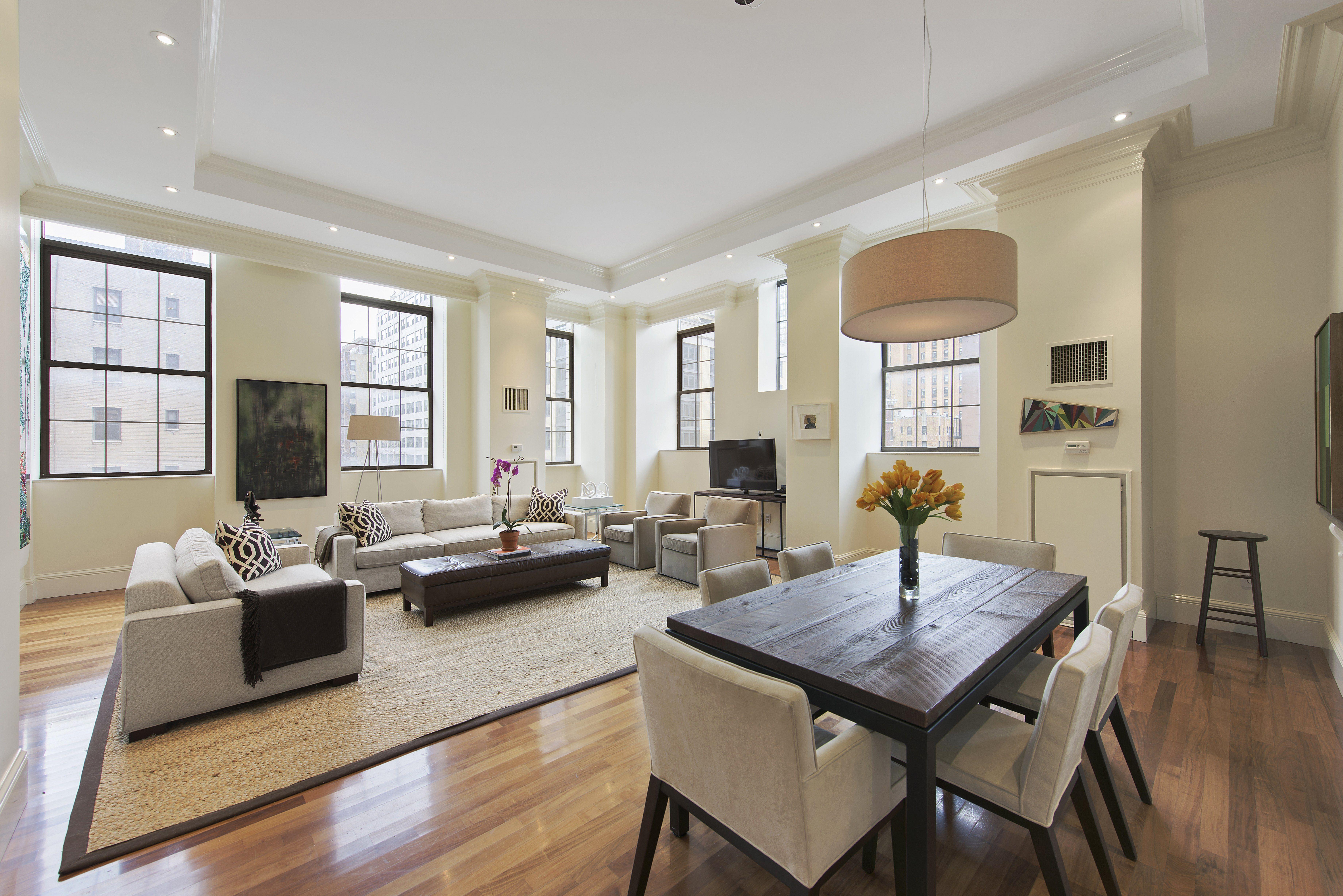 Emeril Lagasse S Onetime Modern Loft In Manhattan Is Selling For  # Daquino Muebles