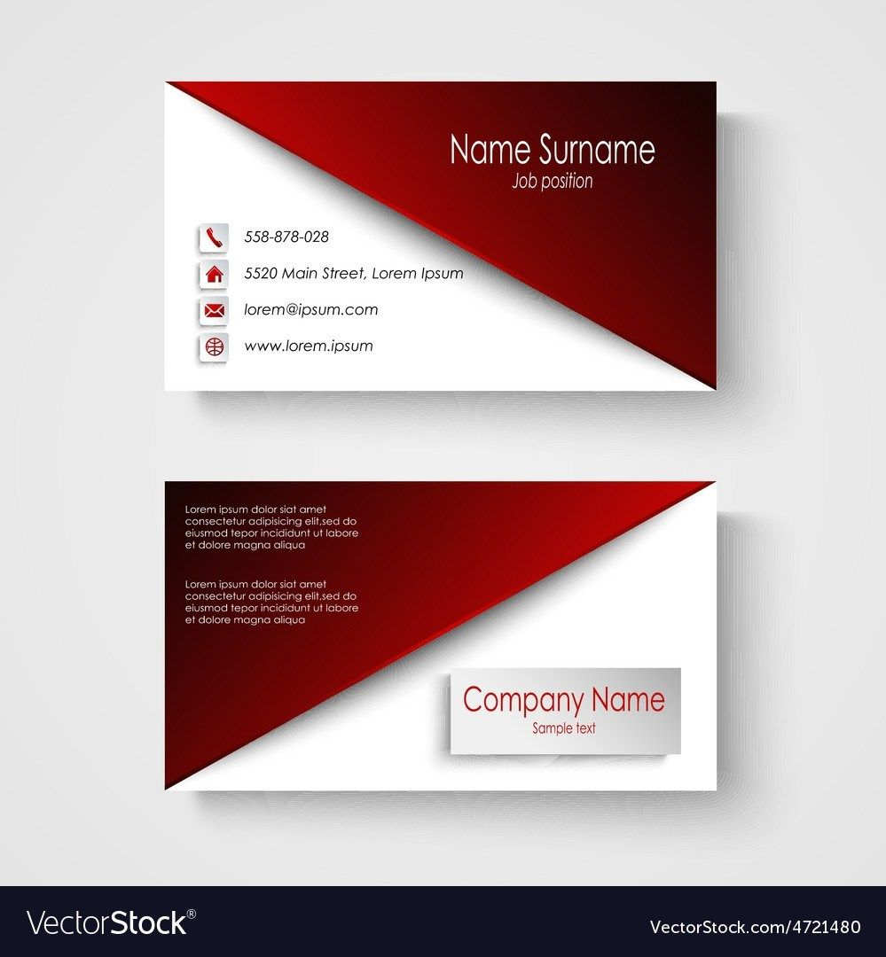 Business Card Background Design Printable Business Card Template Design Card Design Free Business Card Templates