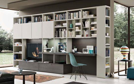 Arredamento Libreria ~ Libreria scrivania soggiorno cerca con google tv cabinet