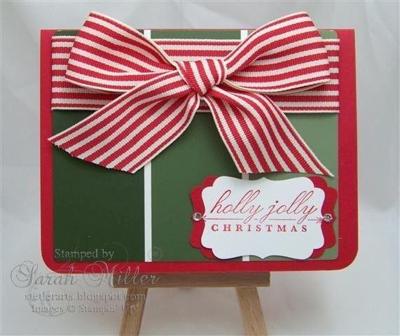 49 impresionante DIY Tarjetas de Navidad tarjetas Pinterest