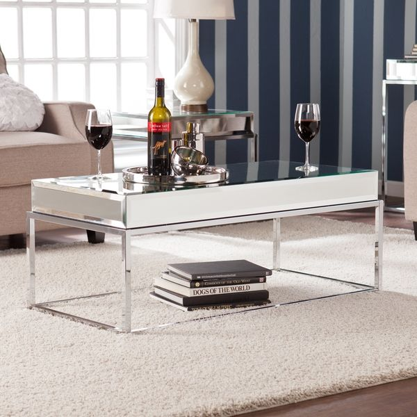 Cyber Monday Deals 2020 Mirrored Coffee Tables Coffee Table Metal Living Room