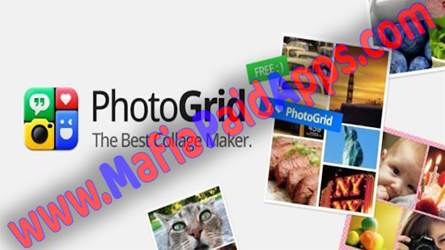 PhotoGrid Video & Pic Collage Maker, Photo Editor Premium
