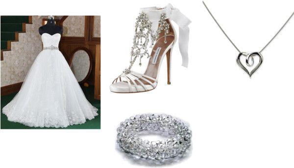 """Wedding Elegance"" by weheartitbtch on Polyvore"