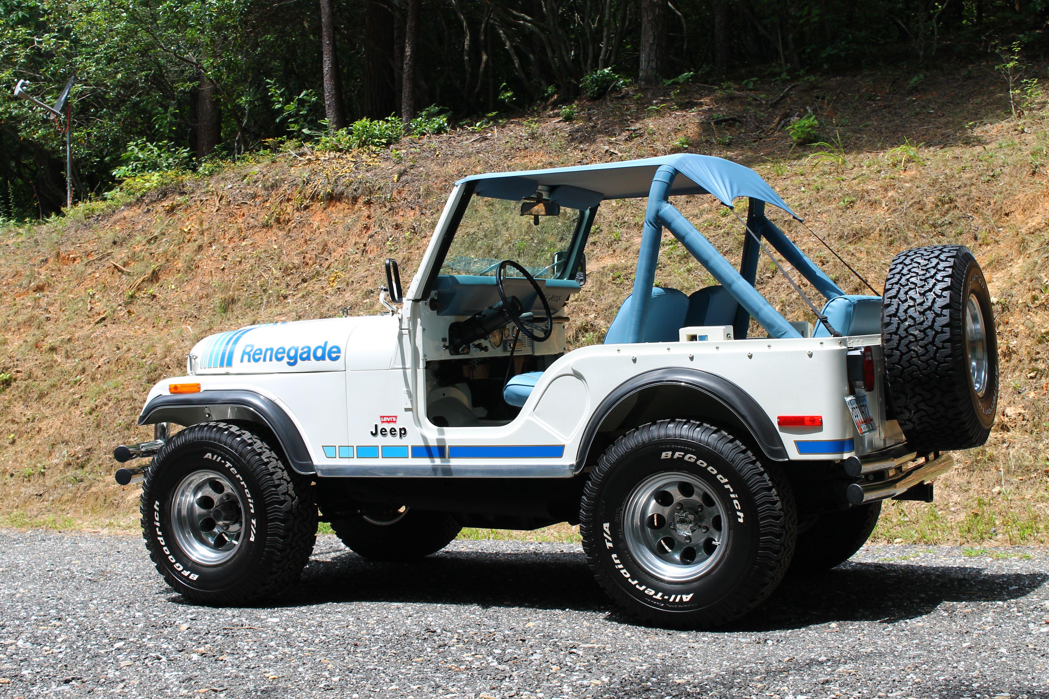 Image of Jeep CJ-5 Renegade 4.2L - [1979]