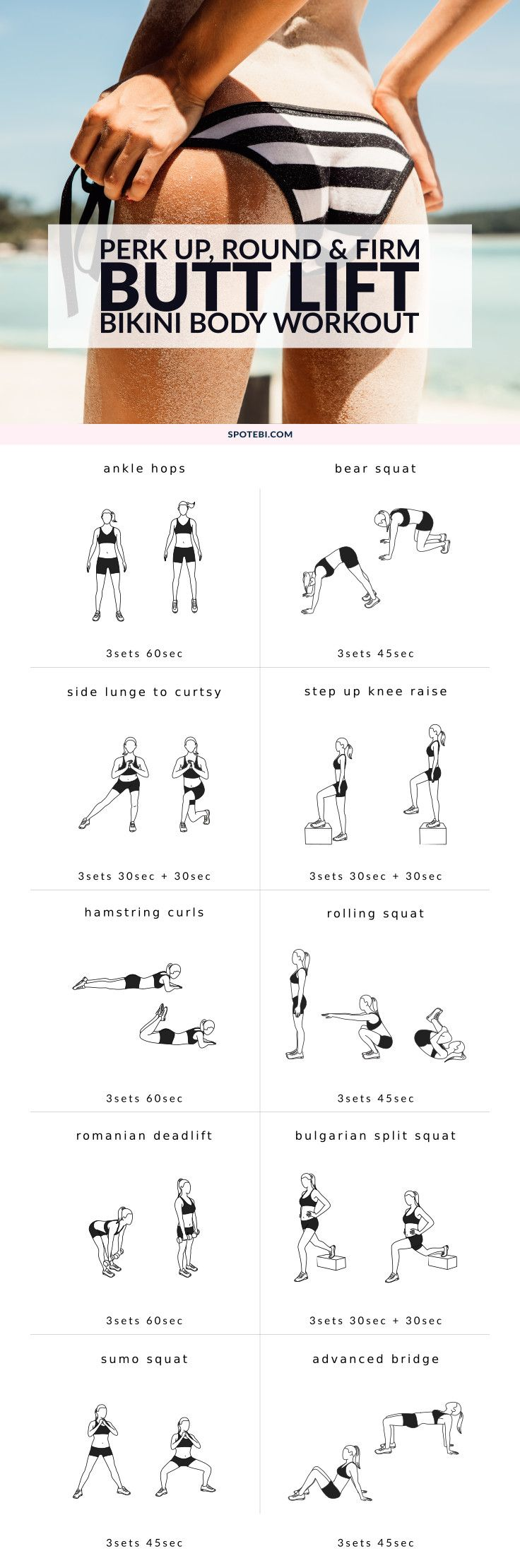 how to get ripped exercise routine