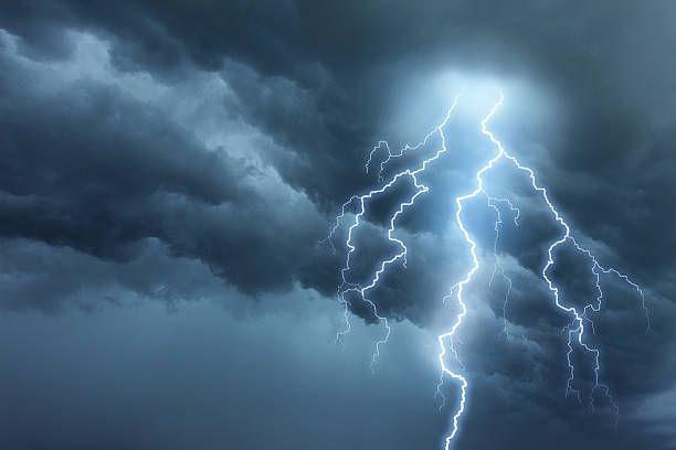 Rare Lightning Storm Over San Jose, CA! (8-6-15) - YouTube   Tiger Coming Out Tornado Lightning