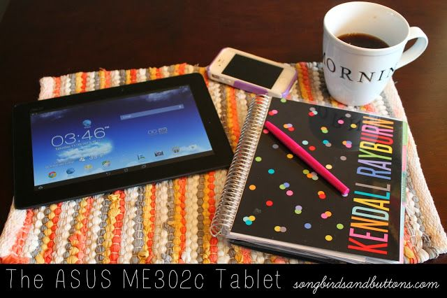 My life with the ASUS ME302c Android Tablet #shop #IntelTablets #cbias