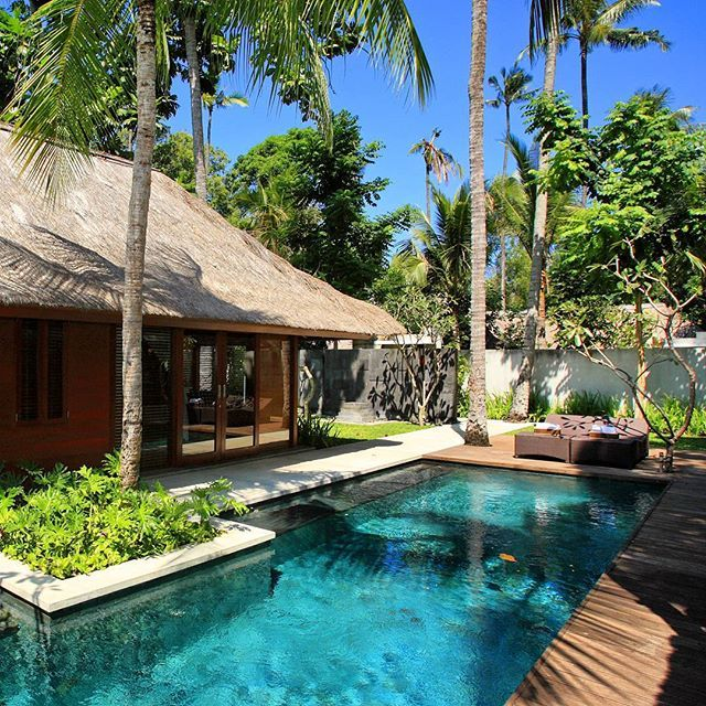 One Bedroom Private Pool Estate At Kayumanis Jimbaran Bali Hotel Hotel Pool Thailand Destinations