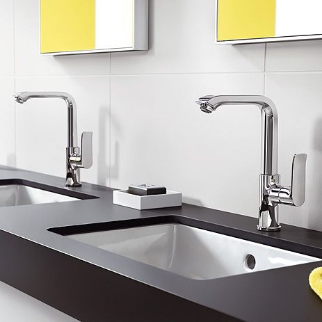 Hansgrohe 31087001 Metris 230 Bathroom Faucets Pinterest Faucet - moderne armaturen badezimmer