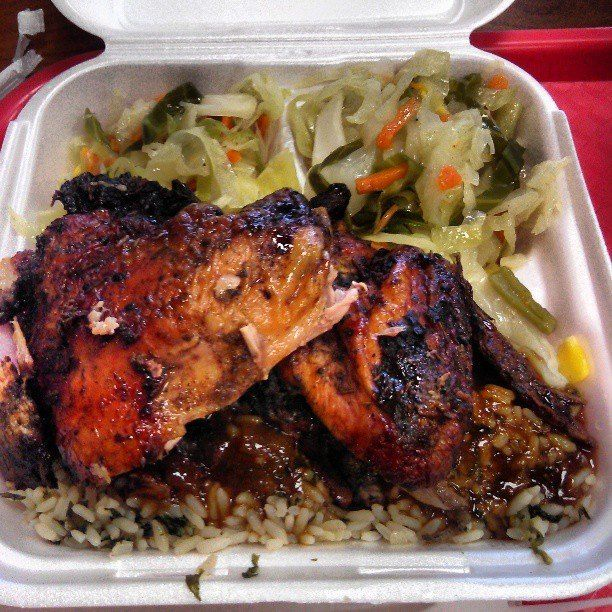 caribbean takeout
