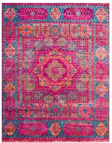 Jan Kath Design sari rug collection by jan kath design jan kath