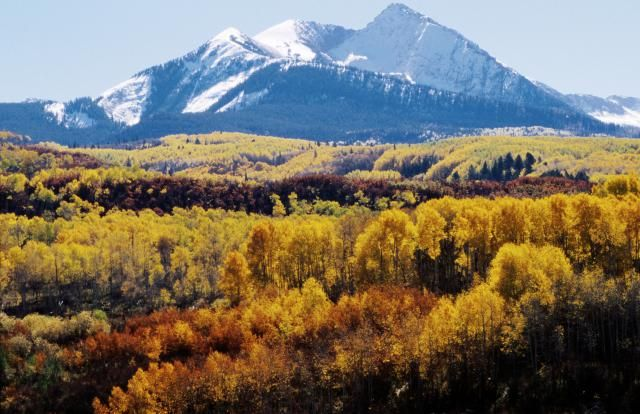12 Epic Fall Foliage Drives with Kids: West Elk Loop Scenic & Historic Byway, Colorado