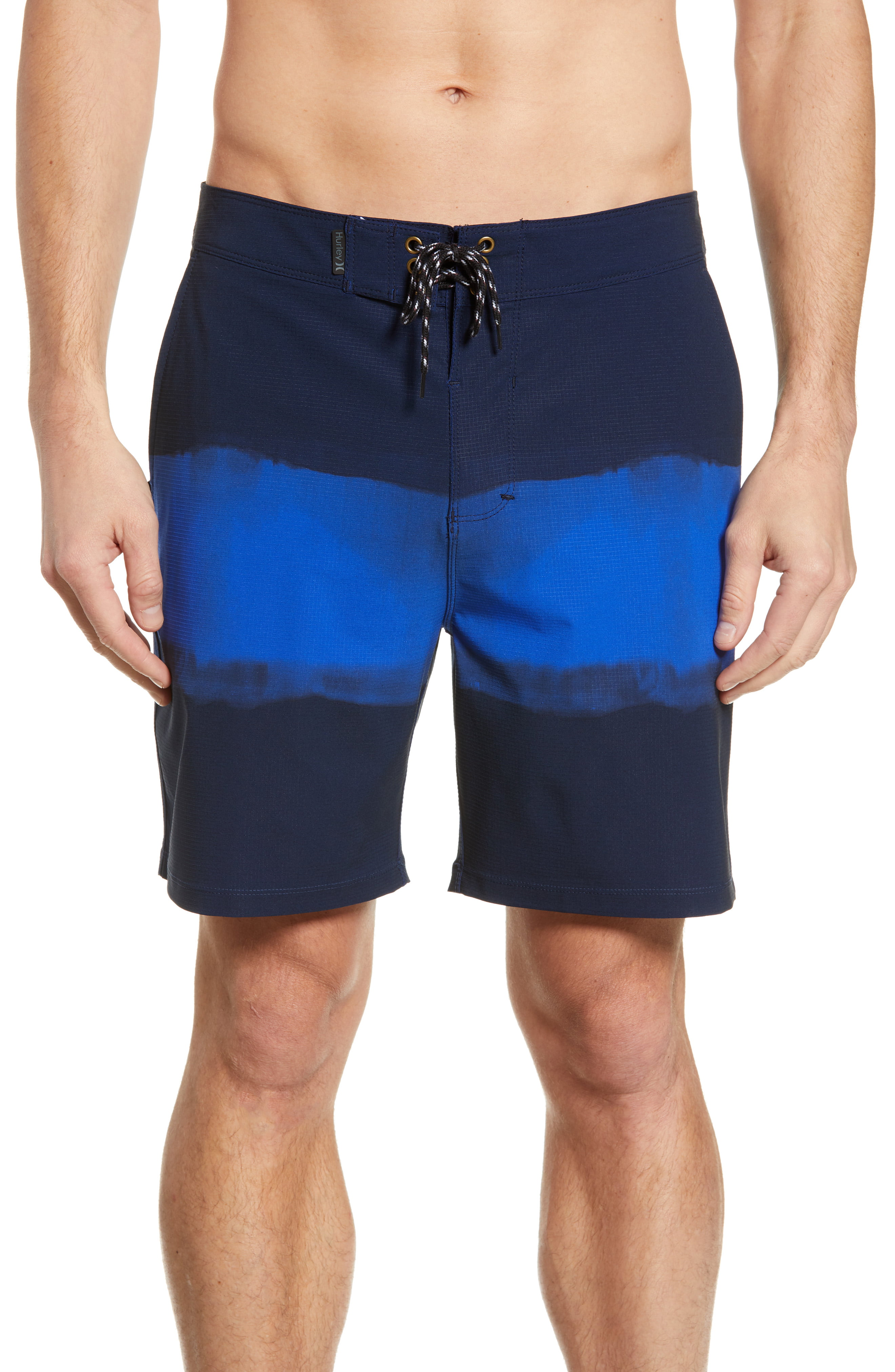 5b24c17a9d Men's Hurley Phantom Pigment Board Shorts, Size 34 - Blue | Products ...