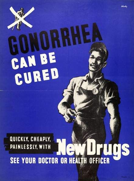 Some terrific old social service posters covering topics such as ...