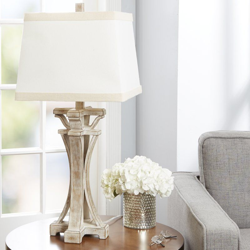 Roger Weathered Finish Table Lamp (With images) Table