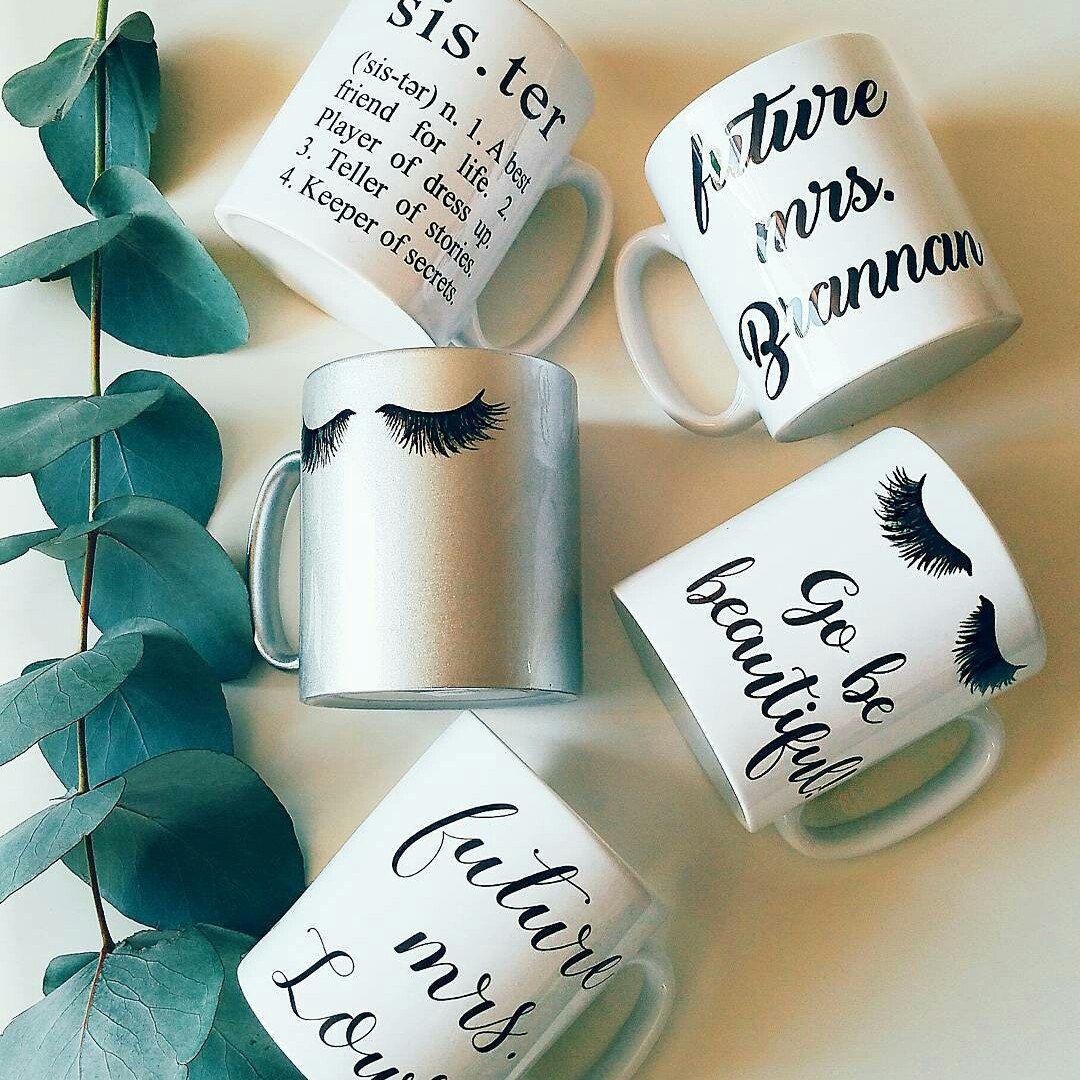 Future mrs mug coffee mug tea mug engagement mug engagement gift