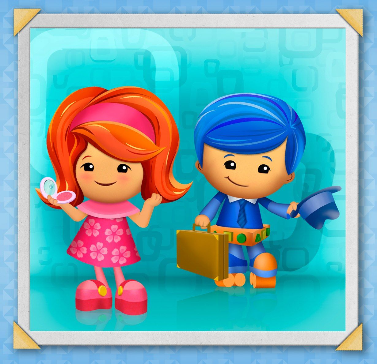 Team Umizoomi Is All Dressed Up And Ready To Go