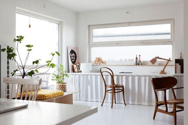 my scandinavian home A bang on trend malmö home no place like