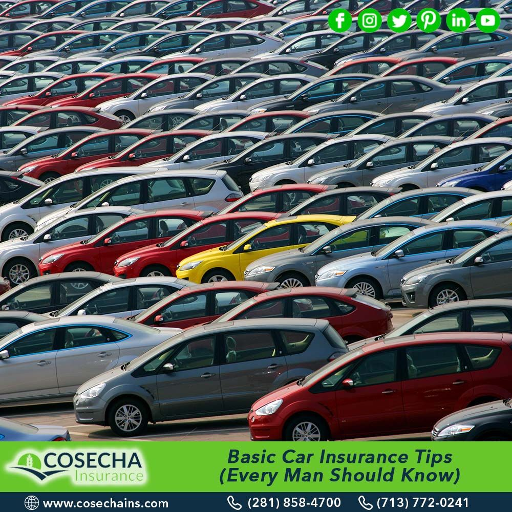 Basic Car Insurance Tips (Every Man Should Know) Auto
