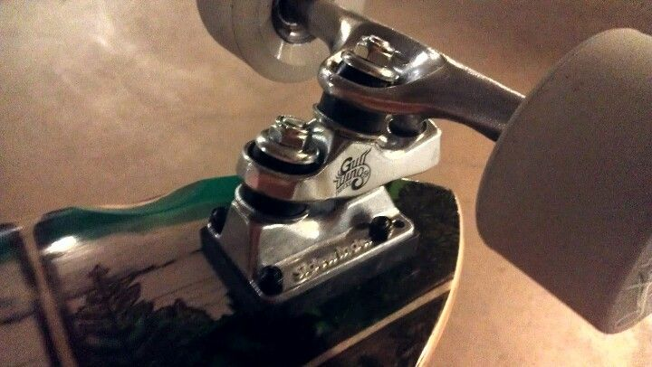 what are some good longboard trucks