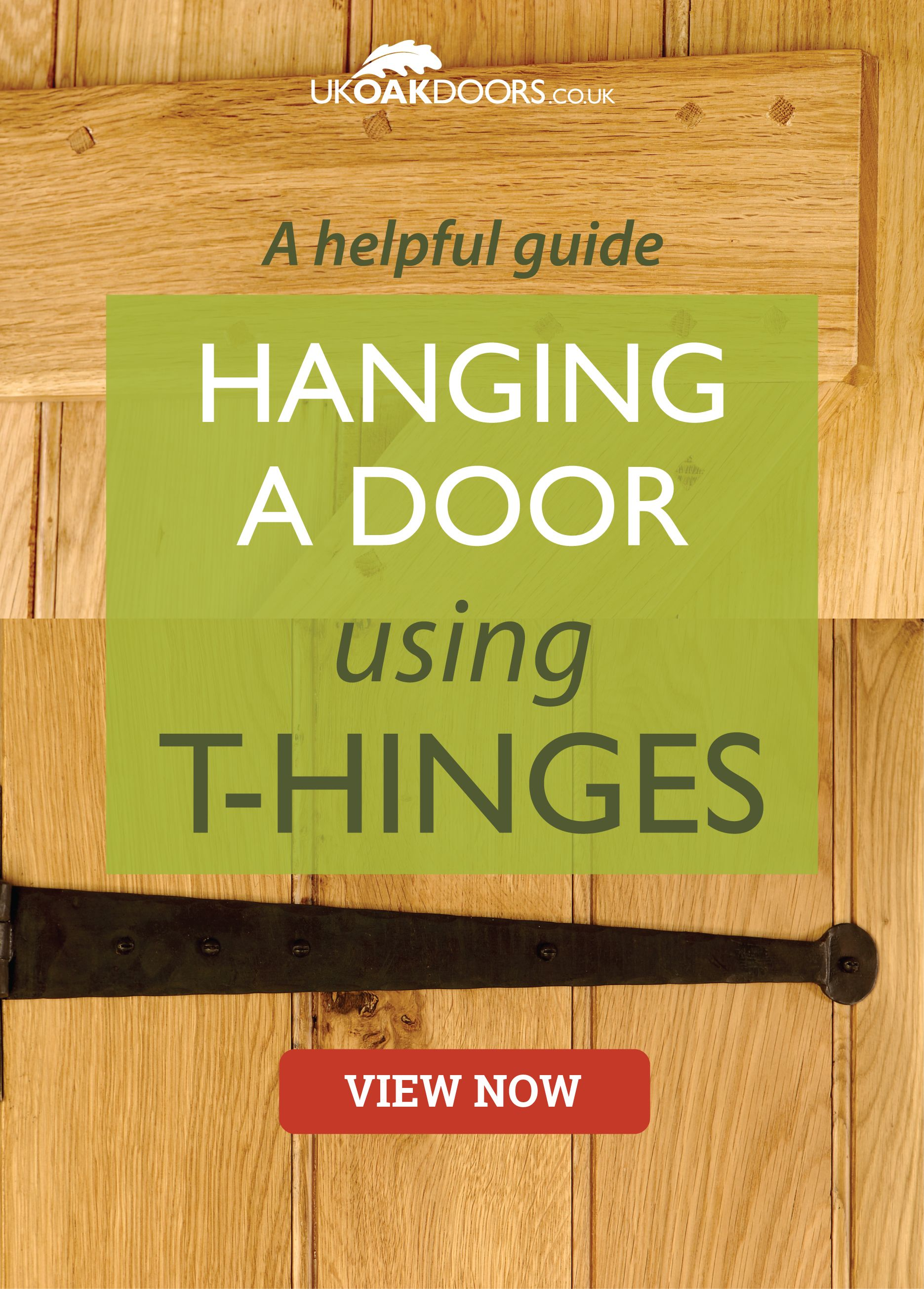 Hanging A Door Using T Hinges A How To Guide