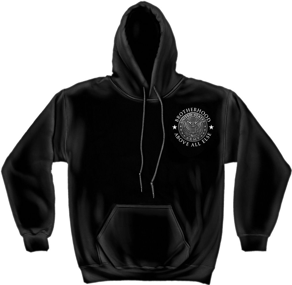 Details About United States Army Hoodie All Men Are Created Equal Military Soldier Brotherhood Hooded Sweatshirts Sweatshirts Hoodies [ 984 x 1010 Pixel ]