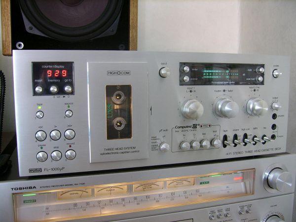 Eumig FL-1000 zweite Serie und Nachserienmodell   CTR   Diy