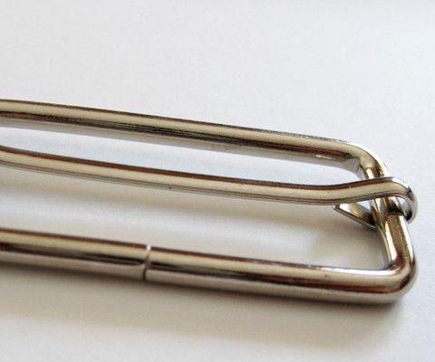 Slider Wire-formed Nickel 2 Inch