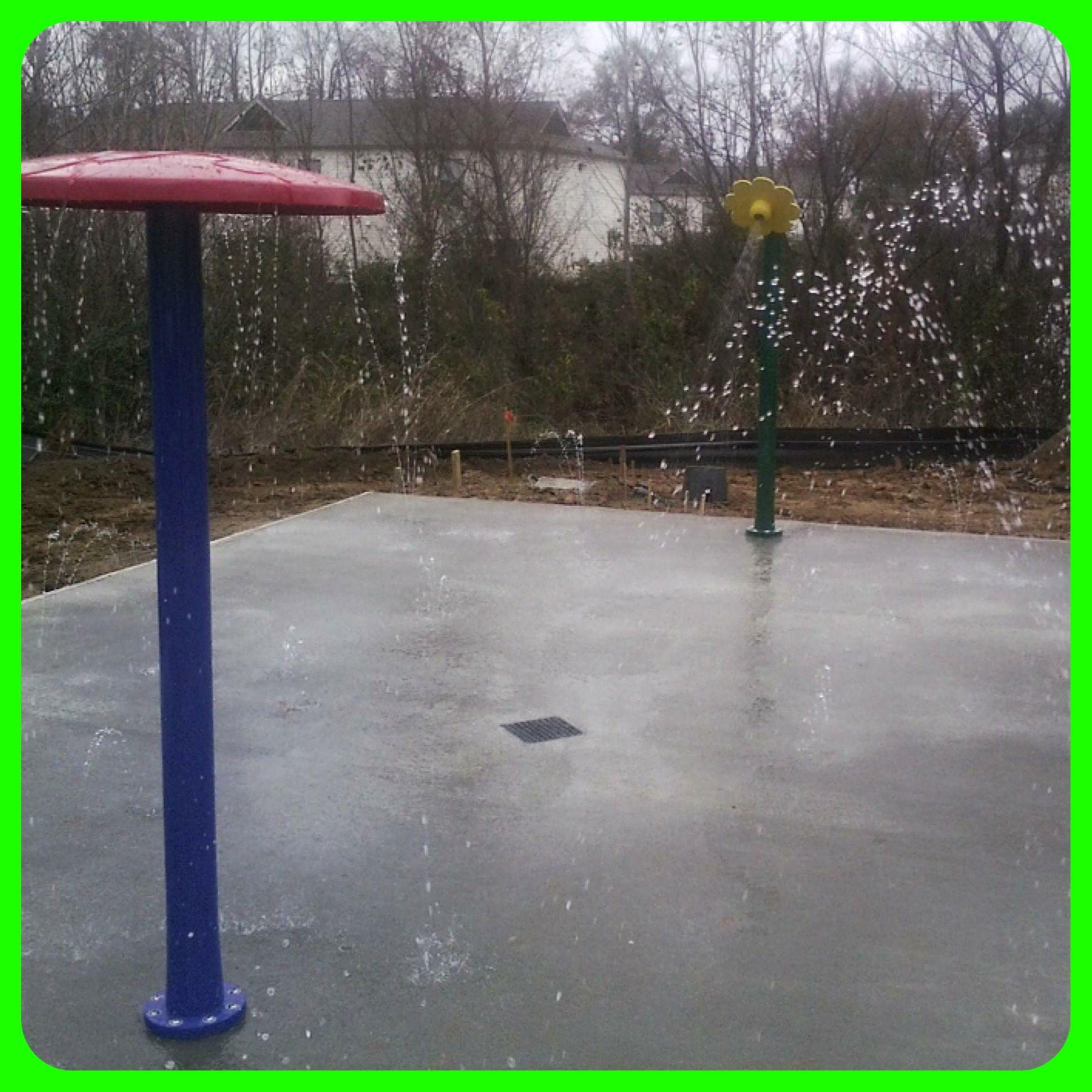 Splash Pad Installation Kits Water Playground Equipment Backyard Splash Pad Splash Pad Water Playground