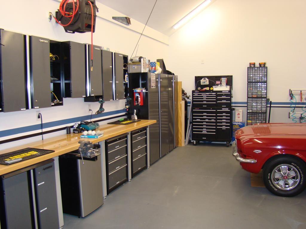 Garage Setup Ideas   Google Search