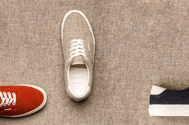 Norse Projects x Vans Era Kvadrat Pack (Teaser) FNG