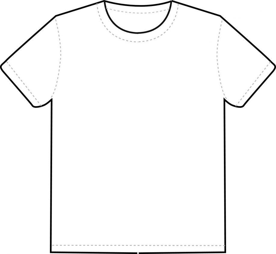 Coloring. Free Printable T Shirt Coloring Page Printable T Shirt ...