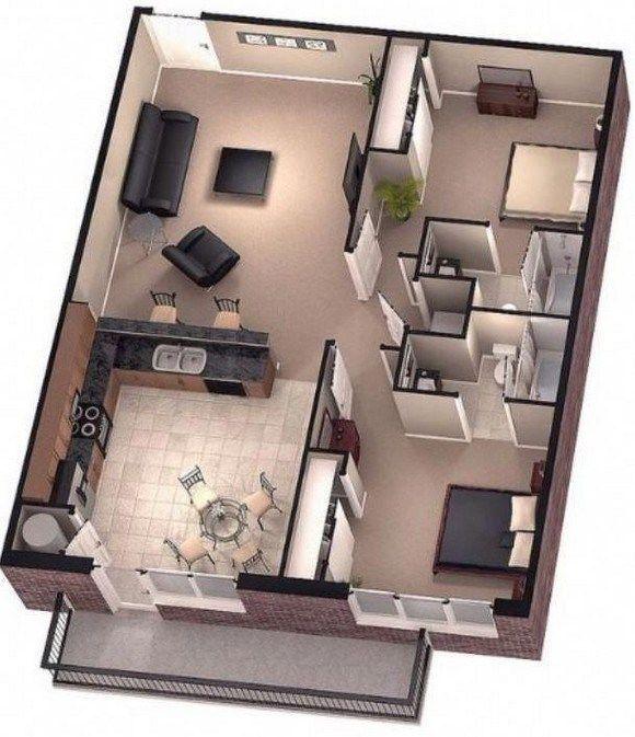 Modern House Plan Designs Free Download |
