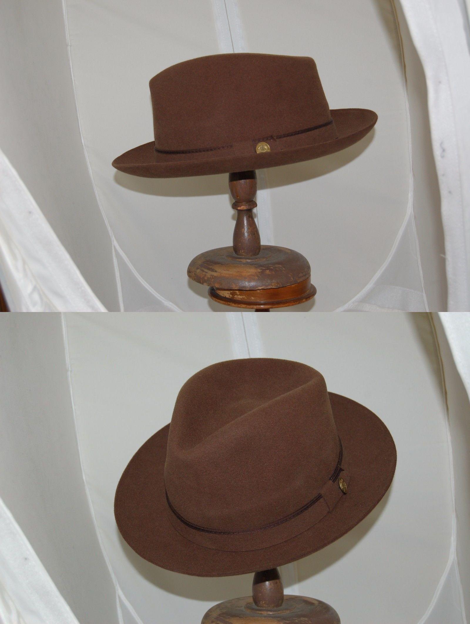 6493ace1b0a58 Mens Hats 163619  Stetson Belfast Fur Felt Hat -  BUY IT NOW ONLY   107.95  on eBay!