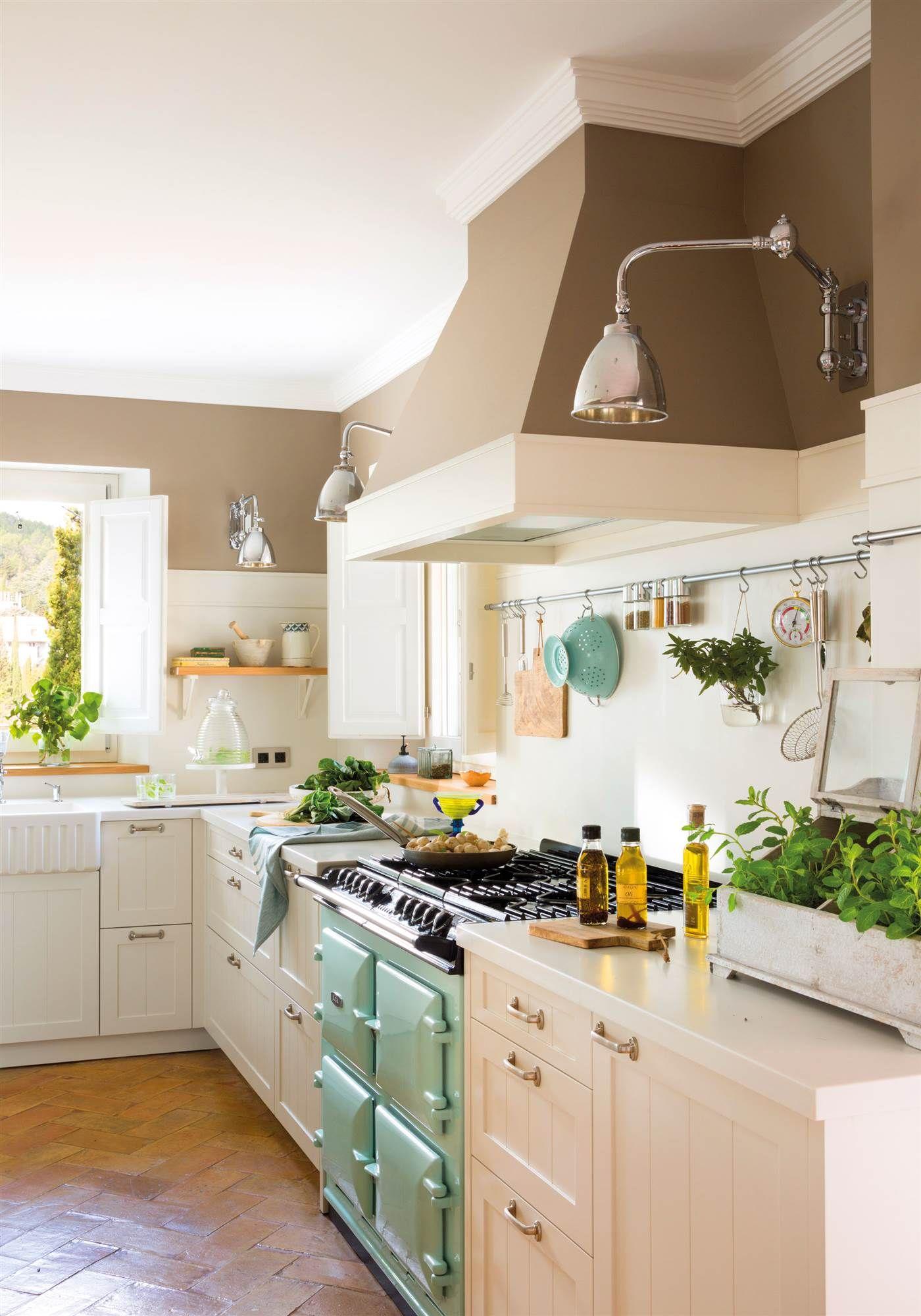 colores recomendados para cocinas
