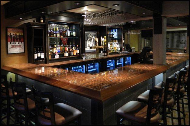 Attrayant Bar Top Epoxy